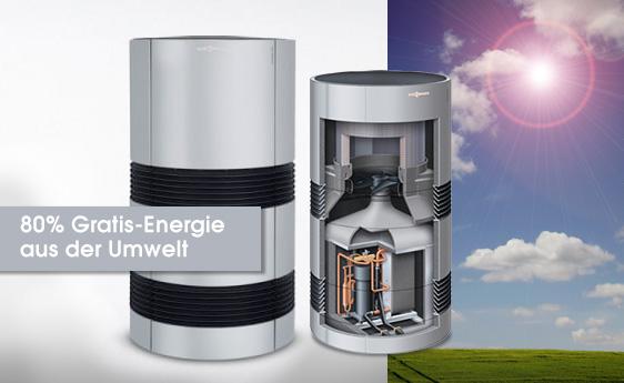 Luft- Wasser- Waermepumpen