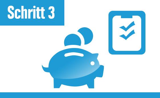 Starke Heizungs-Sparkonzept – Kostenübersicht und Maßnahmenplan